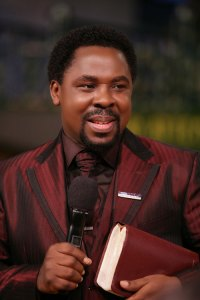 TB Joshua, Emmanuel TV, Synagogue Church Of All Nations