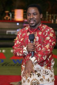 TB Joshua, Emmanuel TV, Synagogue Church Of All Nations,