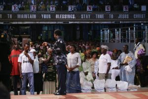 TB Joshua Talks To The Family
