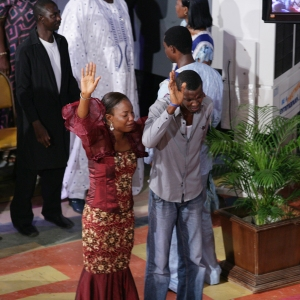 Chidinma and Chijioke at The SCOAN