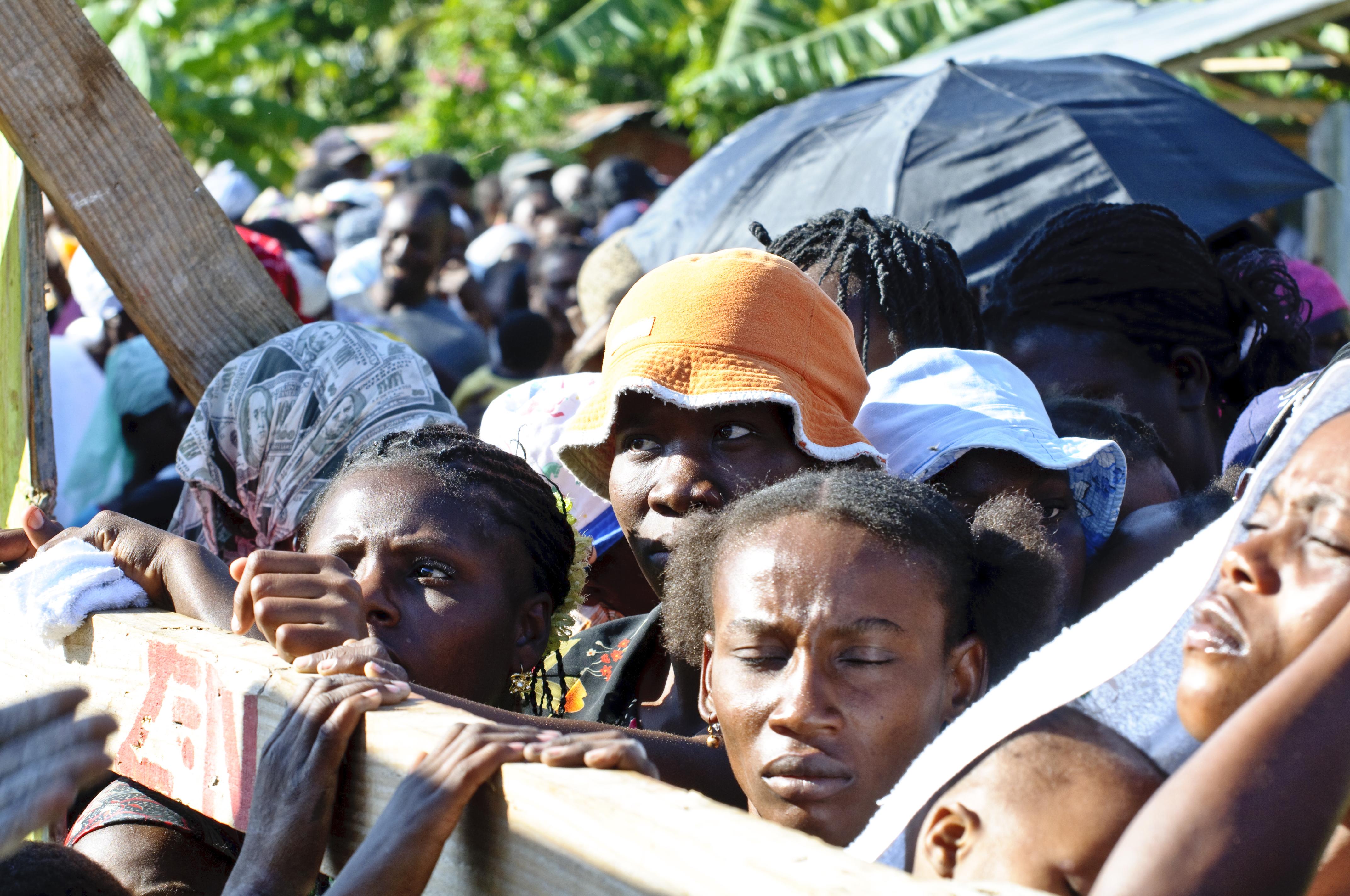 haiti tv emmanuel medical efforts earthquake relief update arcahaie establish pleading clinic community team distanceisnotabarrier tvs