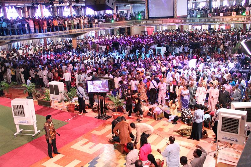 Emmanuel TV TB Joshua Miracles