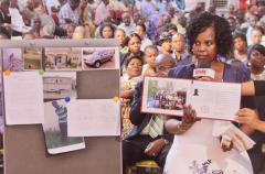 South Sudan Testimony