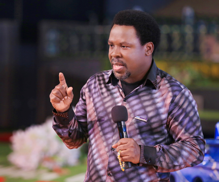 Image result for The wonders of a Spiritual Life – Explained by Prophet TB Joshua