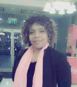 Joyce Ketshabetswe